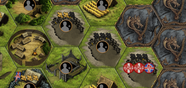 Valhalla, Raids & Gold – The Map