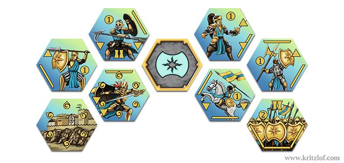 Battle of the Meteor – Legion Art Update