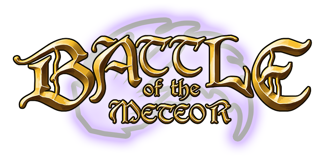 Battle of the Meteor – The name of the Game