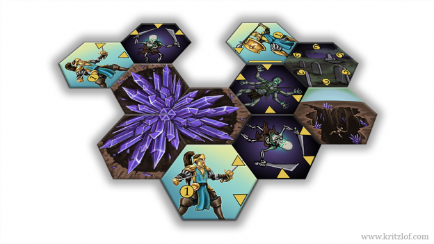 Board Game Project – Battle of the Meteor
