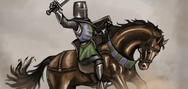 Inspiration – Mount & Blade + Horse Study