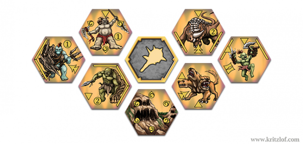 Battle of the Meteor – Brutes Art Update